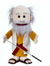 Silly Puppets Moses(Biblical) Glove Puppet Bundle 14 inch with Arm Rod