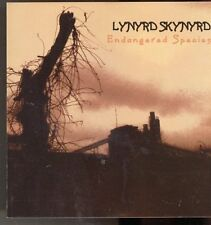 Lynyrd Skynyrd Endangered species (1994) [CD]