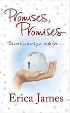 Promises, Promises by Erica James (Hardback, 2010) New Book