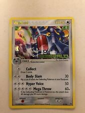Pokemon Exploud 3/106 Ex Emerald Reverse Holo Rare NM-Mint See Pictures