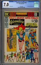 ADVENTURE COMICS #416 - CGC 7.0 - 100 PAGE SUPER SPECTACULAR - 2105224001