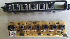 "TECHNIKA 32"" LCD TV (VESTEL) KEY CONTROLLER BOARD WITH BUTTONS 17TK835-7  190209"