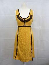 Surkana amplia atado Vestido En Mostaza-Medium-PVP 49.90 € - Box62 02 o