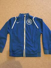 BOYS BLUE NIKE JACKET AGE 10-12