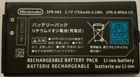 New Original Genuine OEM Nintendo 3DS XL Battery SPR-003 1750mAh Battery
