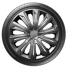 "4 x 16"" Wheel Covers Hub Caps 16 Inch Wheel Trims Trim ABS Plastic Trim StrGRAPH"