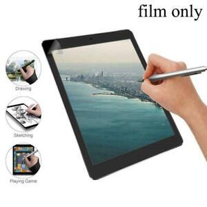 Paper Feel Matte Finish Film Anti-Glare Screen For IPad Pro Mini Air4 A2P5