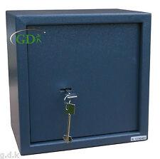 GRANDE casa al sicuro, ad alta sicurezza, sistema di cerniere rinforzate, chiave, CASSAFORTE Ufficio, HB-302