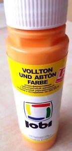 Abtönfarbe Vollton 250 ml Volltonfarbe Acryl Wandfarbe Misch Farbe 4,00€/L