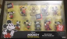 New Disney Mickey Mouse Memories Collectible Deluxe Figure Set 90 Years of Magic