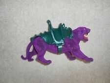 1981 Vintage PANTHOR Purple Panther MOTU He-Man Masters of the Universe