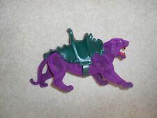 1981 Vintage PANTHOR Purple Panther MOTU He-Man Masters of the Universe