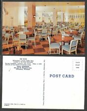 Old Wisconsin Postcard - Milwaukee - The Patio - Restaurant, Coffee Shop