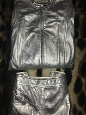Escada Vintage Leather Size 38