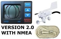 Nasa Marine Target 2 Wind Speed & Direction System Complete Version 2 NMEA