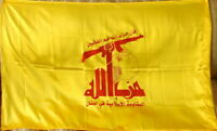 Shia muslim South Lebanon Party of God Resistance Militia Militant Group Flag -1
