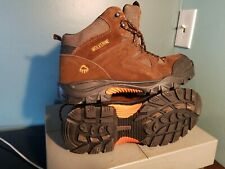 Wolverine Men Steel Toe Hiking Boots sz 10ew Wo8384 new without box
