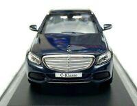 Mercedes-Benz C-Class S205 Estate - Collector's Model Car 1:43 Blue NOREV Rare