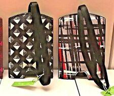 NWT $18 Vera Bradley Luggage Tags - Faux Leather