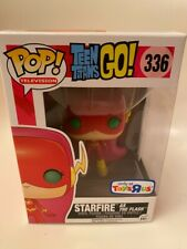 New listing Funko Pop! Teen Titans Go! - Starfire as the Flash - Toys R Us #336 Exclusive