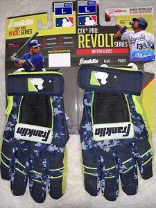 Franklin Batting gloves large youth  CFX PRO Revolt Series