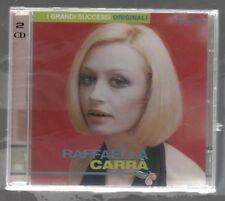FLASHBACK RAFFAELLA CARRA I GRANDI SUCCESSI ORIGINALI 2 CD SIGILLATO!!!