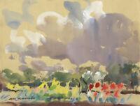 Jean Dryden Alexander (1911-1994) - Signed Watercolour, Flowers