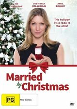 Married By Christmas (DVD, 2017) - Region 4