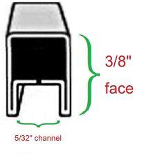 3/8 U Zinc Came w/ 5/32 channel (12 Feet =12 inch X 12) - small projects