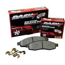 Dash4 Semi-Metallic Disc Brake Pad MD833