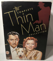 The Complete Thin Man Collection DVD 2005 7 Disc Box Set