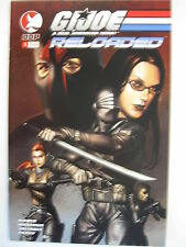 *G.I. JOE RELOADED 1-14 (2VF, 9VFNM), G.I. JOE SIGMA 6, FCBD ED 1-6, 21 books