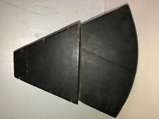 Wonderful Early 19th Century Case For A Nautical Octant With New Bedford Lables