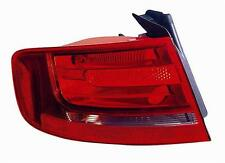 FARO FANALE GRUPPO OTTICO POSTERIORE ESTERNO ROSSO SX Audi A4