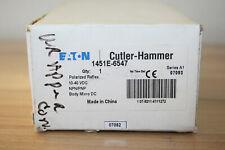 1451e 6547 Cutler-Hammer 16FT Polarized Reflex Sensor 1451E-6547 Series A1