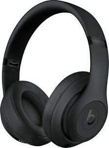 Beats by Dr. Dre Studio 3 Wireless Over-Ear Noise Cancelling Headband Headphones