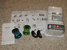 Blue and Green Brookstone Carbot Micro Robotic Racecar with Driving App