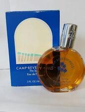 Camp Beverly Hills 2.0 oz /60 ml Eau De Parfum Spray for Women New In Box