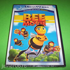 BEE MOVIE DREAMWORKS DVD NUEVO Y PRECINTADO