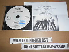 CD Pop Breed77- Forever / Missing Me (2 Song) Promo EAR MUSIC Presskit