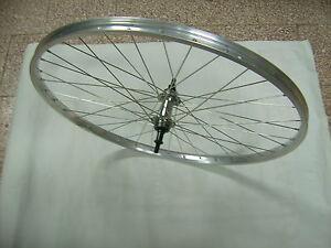"Ruota / Cerchio Posteriore Bici MTB 26""  6 / 7 Vel.            *barilemoto*"