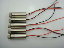 10pcs 650nm 5mW laser Module 5v Red Laser Crosshair Module Diy lazer module