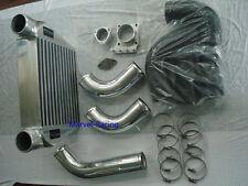 Top mount intercooler kit for Nissan Patrol TD42 03-07 upgrade