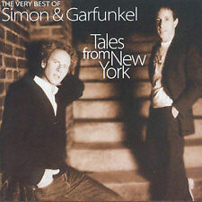The Very Best of Simon & Garfunkel: Tales from New York by Simon & Garfunkel (CD