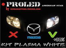 KIT COMPLET FEUX XENON PLASMA MAZDA 3 323 6 626 MX-5 RX