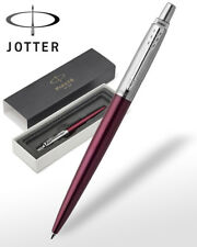 Parker Ballpoint  Jotter Portobello Purple Ballpoint Pen New In Box 1953192