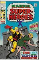 MARVEL SUPER HEROES #24 FN or better GLOSSY HIGH GRADE BRONZE AGE MARVEL COMIC