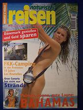 Männermagazin Naturist & Reisen Ausgabe: 11 / 1997 Jahrgang Top Sammlerstück FKK