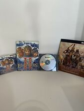 Age Of Empires 1 & 2 Computer Games