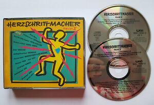 ⭐⭐⭐ Herzschrittmacher Folge 2 ⭐⭐⭐28 Track 2CD 1991 ⭐⭐⭐ NDW Ideal Peter Schilling